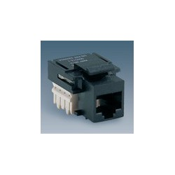 CONECTOR RJ45.AMP CATEGORIA 5 SIMON 75