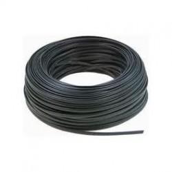 Cable electrico libre halogenos Negro ES07Z-K
