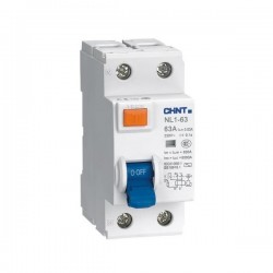 Interruptor diferencial NL1 2P AC
