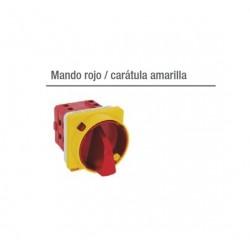 INTERRUPTOR 4P 16A CBRE.0 BLOQ.CANDADO