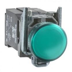PILOTO C/LED d.22 110-120V VERDE EMET.