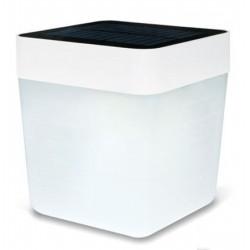 Cubo Solar Portatil Lutec