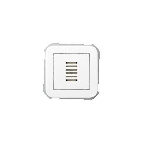 ZUMBADOR 125-220V SIMON 31 BLANCO