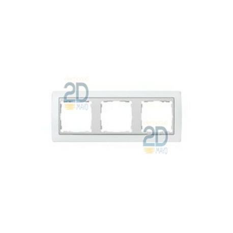 Marco 3 Elementos Blanco 82630-30