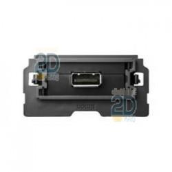 Conector Usb 2.0 A Hembra 10000561-039