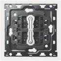 Kit 1 Elemento 1 Doble Conmutador 10010103-039