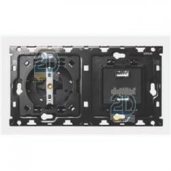 Kit 2 Elementos Base + Cargador 2usb 10010205-039