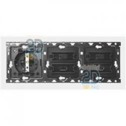 Kit 3 Elementos Base + 2 Hdmi/Usb 10010305-039