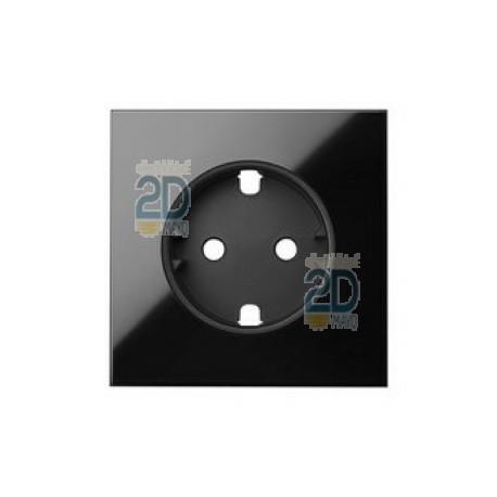 Kit Front 1 Elemento 1 Base Negro 10020105-138