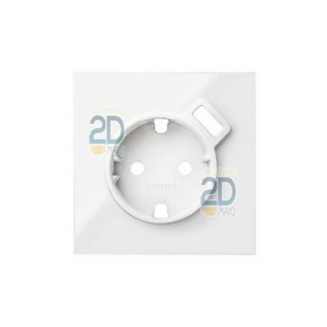 Kit Front 1 Elemento Base Con Cargador Usb Blanco 10020109-130
