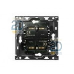 Kit Back 2xinterruptor Master Io Simon 10010117-039