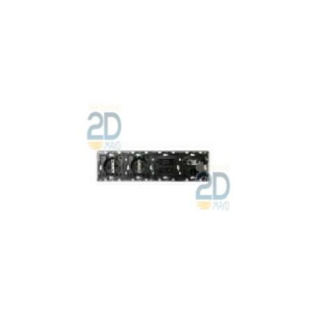 Kit 4 Elementos 2 Bases + Hdmi + Usb + Tv/Sat + Rj45 10010402-039