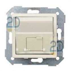 Adaptador Universal 1 Conector Marfil 82578-31