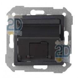 Adaptador Universal 1 Conector Grafito 82578-38