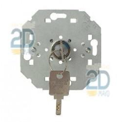 Conmutador/Pulsador A Llave 75520-39