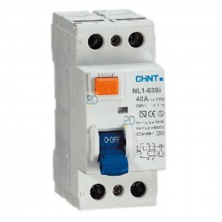 Interruptor diferencial SI NL1 2P
