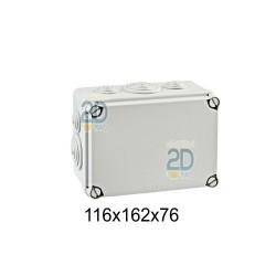Caja plexo estanca EV161