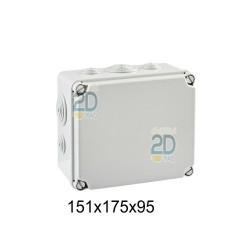 Caja plexo estanca EV171