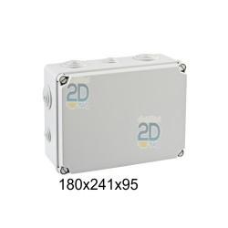 Caja plexo estanca EV231