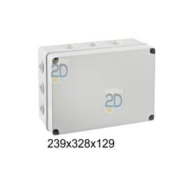 Caja plexo estanca EV322
