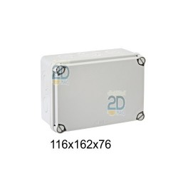 Caja plexo estanca EX161
