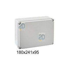 Caja plexo estanca EX231