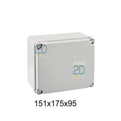 Caja plexo estanca EL171