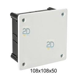 Caja derivacion empotrar CT110