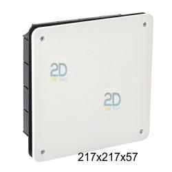 Caja derivacion empotrar CT220