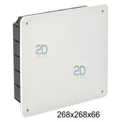 Caja derivacion empotrar CT225