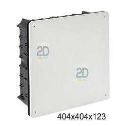 Caja derivacion empotrar CT338
