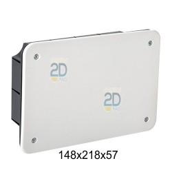 Caja derivacion empotrar CT210