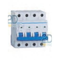 Interruptor control potencia 4 polos ICP 6Ka