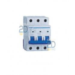 Interruptor control potencia 3 polos ICP 6Ka