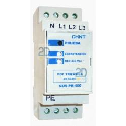 Proteccion sobretensiones permanentes NU9-PR400 CHINT