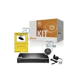 Kit Grabacion De Imagenes 2DHVR1P