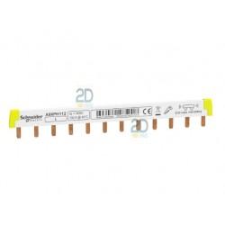 Peine 1P 12 modulos Schneider