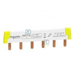 Peine 1P 6 modulos Schneider