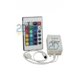 Controlador RGB 24key