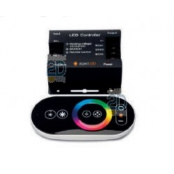 Controlador Tiras RGB Tactil
