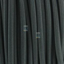 Cable-cobre-cubierta-textil-color-negro-25-metros-6mm-pvc