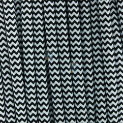 Cable-cobre-cubierta-textil-bicolor-negro-blanco-25-metros-6mm-pvc