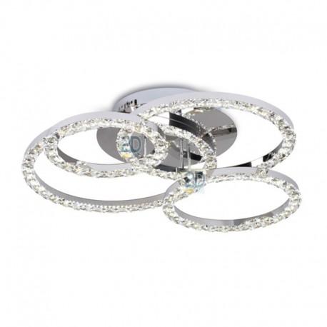 Lampara-led-plafon-discos-circulares