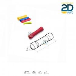 manguito-cobre-union-preaislado-para-cable-0,5-1,5-mm-rojo