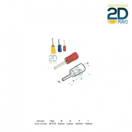 terminal-puntera-cobre-preaislado-0,25-1,5-mm-r-f-p-10-rojo-forma-en-punta