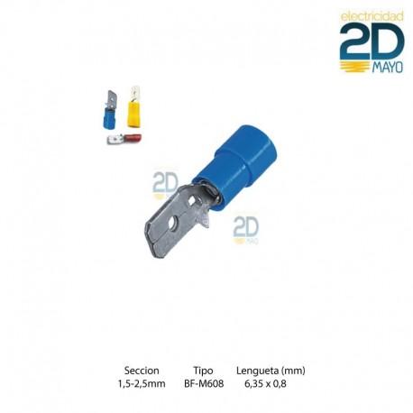 terminal-macho-desconectable-cobre-preaislado-1,5-2,5-mm-b-f-m-608-azul