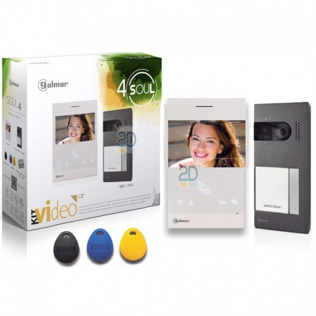 Kit-de-vídeo-golmar-de-1-línea-S5110-ART-4