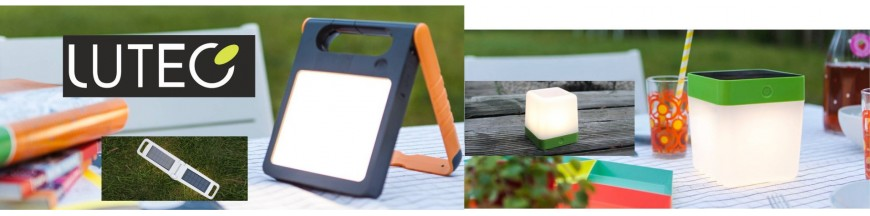 Iluminacion Solar Portatil