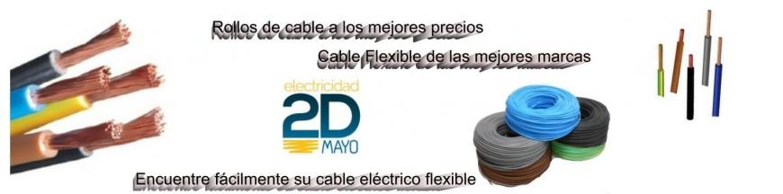 Cable Electrico 750v Flexible