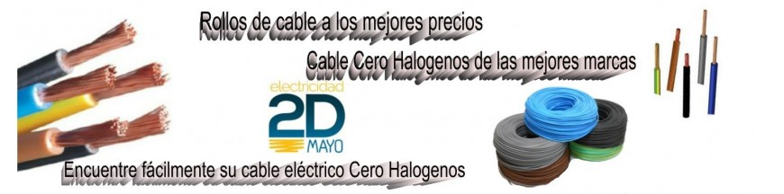 Cable Electrico 750v Libre Halogenos